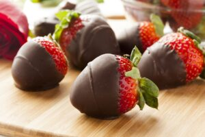 desserts 300x200 - Gourmet Chocolate Covered Strawberries for Valentine's Day