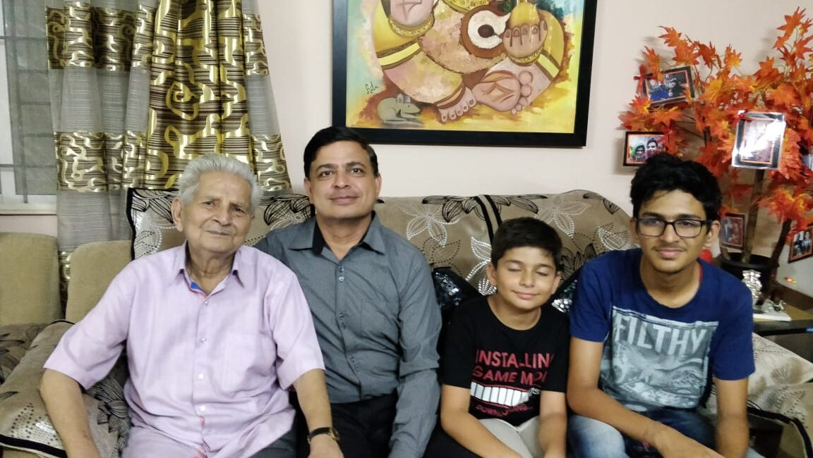 Sandeep 1152x650 - Indian Type 2 Diabetes LCHF Diet Success Story – Sandeep Sharma