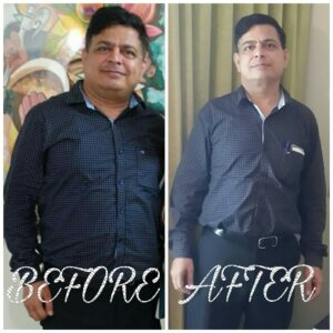 Sandeep Sharma 1 300x300 - Indian Type 2 Diabetes LCHF Diet Success Story – Sandeep Sharma