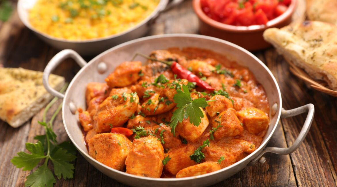 chicken dish 1170x650 - 7 Day Indian Low Carb High Fat Diet Meal Plan & Recipes for Omnivores
