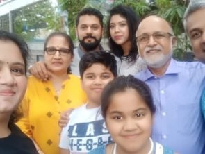 suresh gulwadi 295x222 - We Are The Champions: 50 Success Stories With Pics - Diabetes Reversal & Weight Loss On Indian LCHF Diet