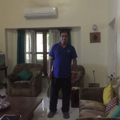 bhaskar motadoo 400x400 - We Are The Champions: 50 Success Stories With Pics - Diabetes Reversal & Weight Loss On Indian LCHF Diet