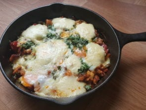 7 Day Egg Recipes For Indian LCHF & Ketogenic Diet
