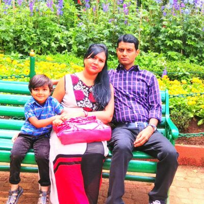 manoj 400x400 - We Are The Champions: 50 Success Stories With Pics - Diabetes Reversal & Weight Loss On Indian LCHF Diet