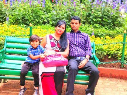manoj 418x315 - Indian Type 2 Diabetes Low Carb High Fat Diet Success Story – D. R. Hadadare