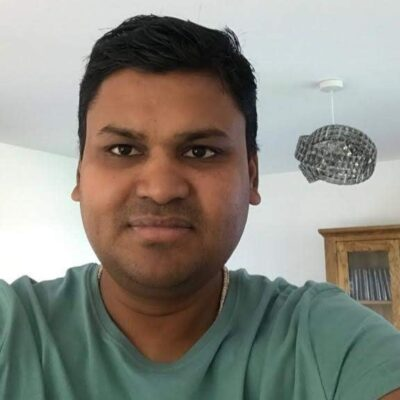santosh das 400x400 - We Are The Champions: 50 Success Stories With Pics - Diabetes Reversal & Weight Loss On Indian LCHF Diet