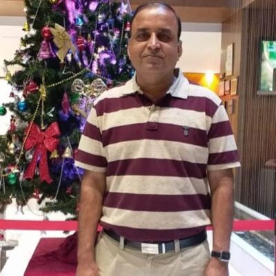 dykulkarni 400x400 - We Are The Champions: 50 Success Stories With Pics - Diabetes Reversal & Weight Loss On Indian LCHF Diet