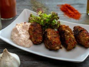 Indian Low-carb LCHF & Keto Vegetarian Diet Plan Recipes - 7 Tea Time Snacks