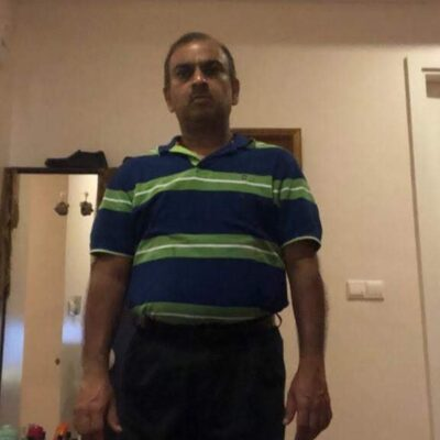 sumit 1 400x400 - We Are The Champions: 50 Success Stories With Pics - Diabetes Reversal & Weight Loss On Indian LCHF Diet