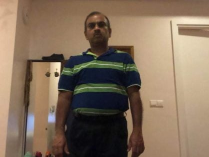 sumit 1 418x315 - Diabetes Reversal & Weight Loss on Indian Low Carb LCHF Diet - Trupti's Success Story