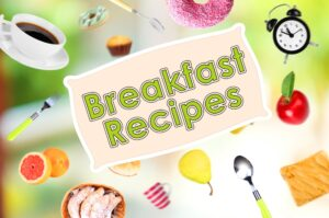 breakfast recipes low carb 300x199 - Breakfast dishes in collage and text Breakfast Recipes