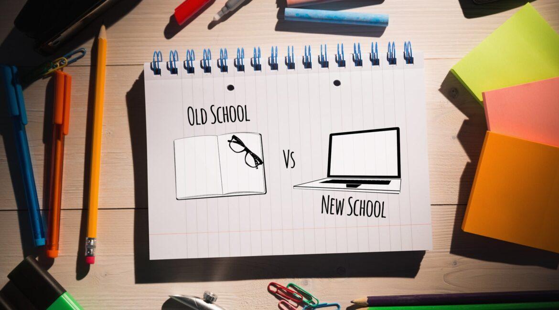 old school new school 1170x650 - Why LCHF / Keto Diet Plan For Diabetes Reversal & Obesity Works?