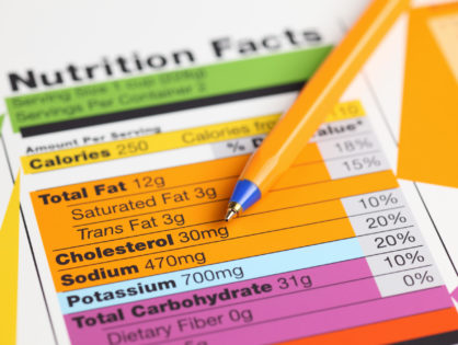 dLife FoodLog - Nutrition Facts & Calories Database