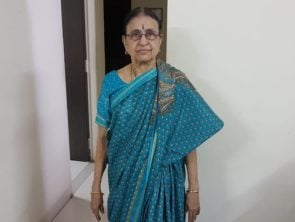 revathy 295x222 - Reversing Type 2 Diabetes On Indian LCHF Diet At 73 Yrs - Lily Pinto's Success Story