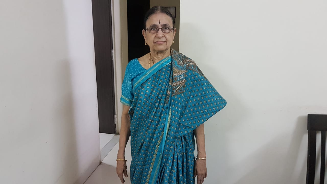 Revathy at 76 on Her Way to Diabetes Remission On Indian Keto Diet.