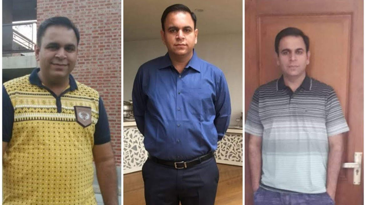 Weight Loss Success Of Divyank Kapoor on Ketogenic Diet