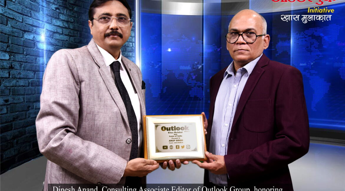 Icons Of India Award - Outlook Group