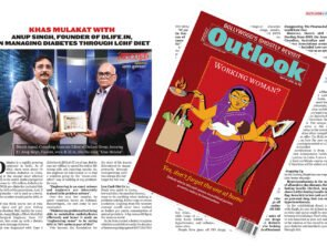 Outlook English Anup Singh 19 April 295x222 - Outlook Hindi Magazine dLife.in Coverage In April 19, 2021 Issue